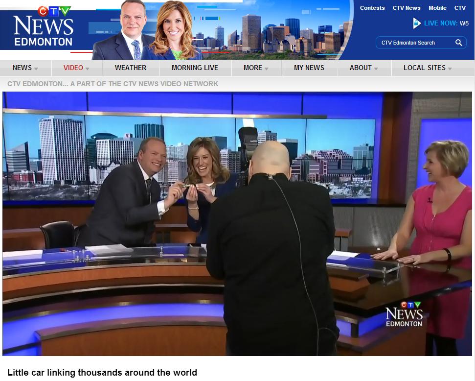 CTV News Edmonton MLGC broadcast